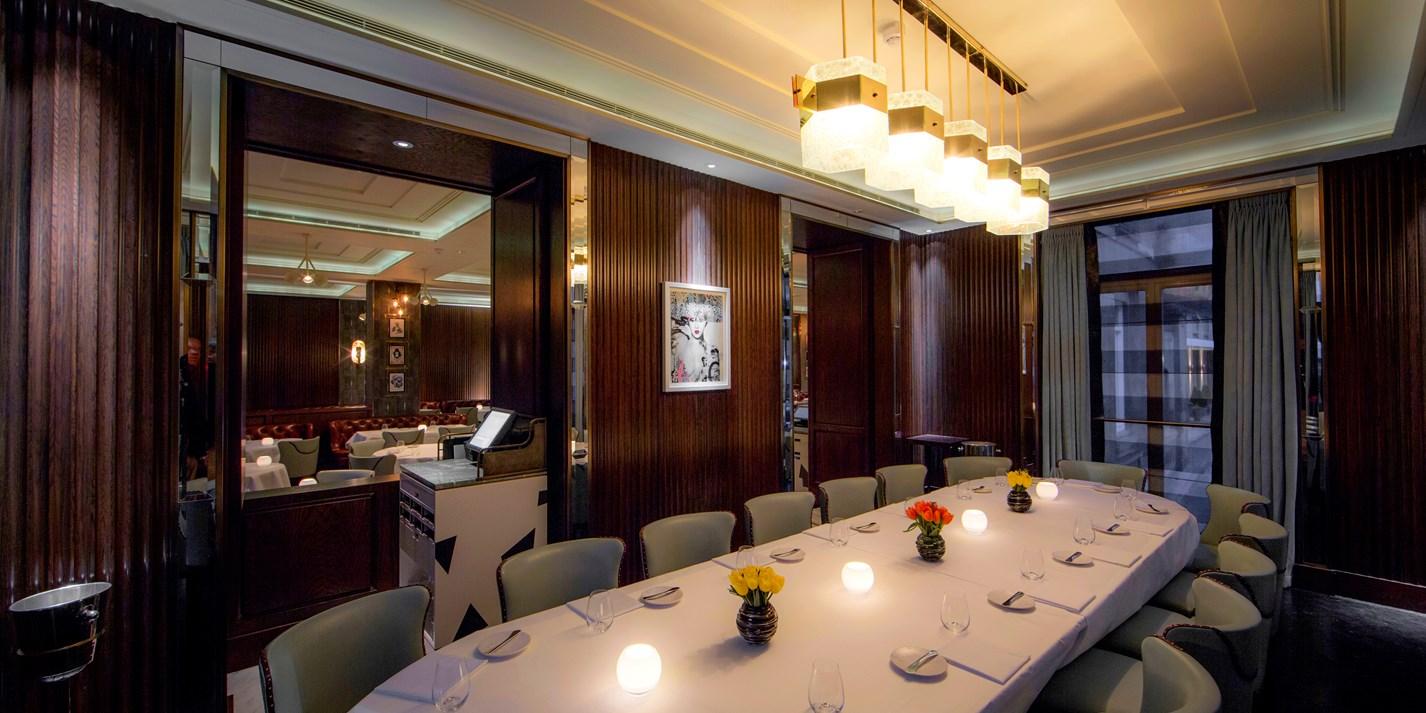Marcus Restaurant At The Berkeley Great British Chefs