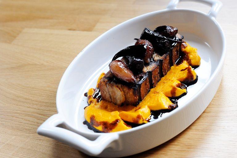 Glazed Pork Belly Recipe Great British Chefs