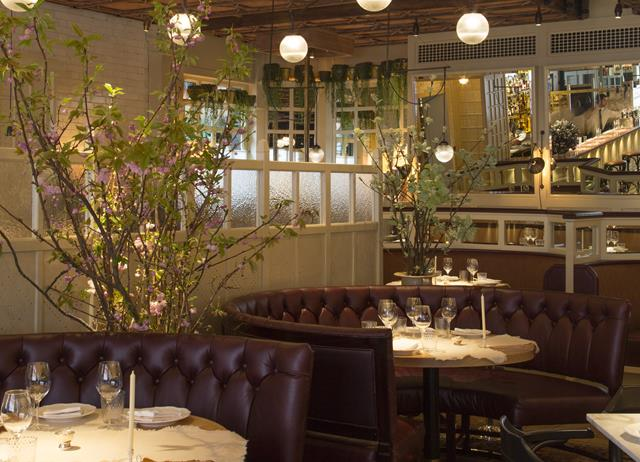 Chiltern Firehouse Great British Chefs