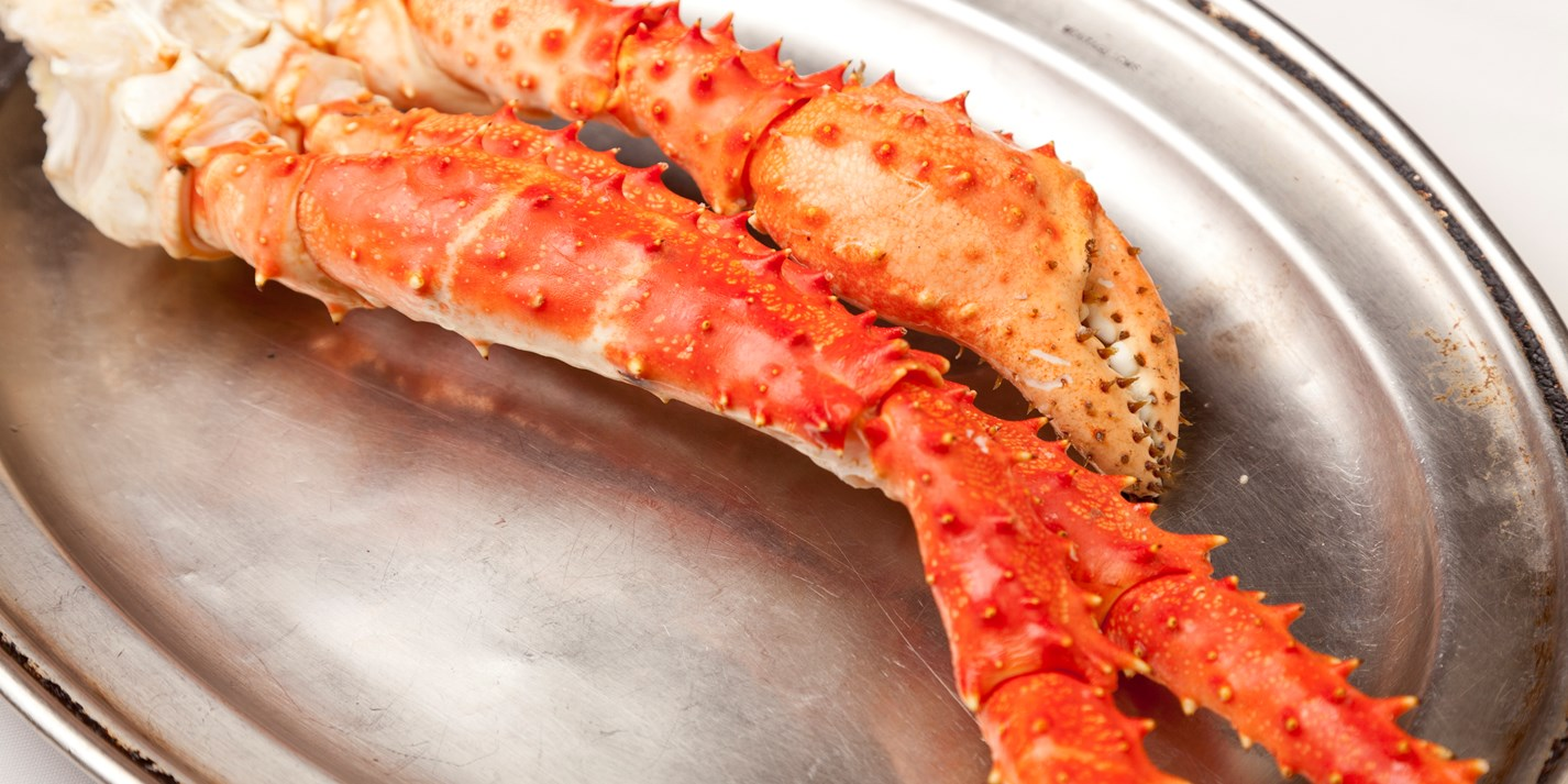 King crab recipes