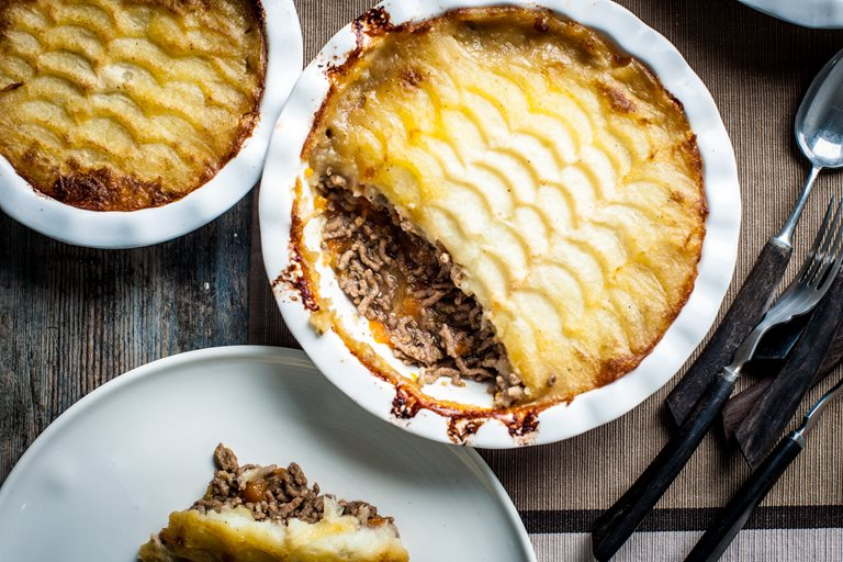 Beef And Onion Pie Recipe Great British Chefs