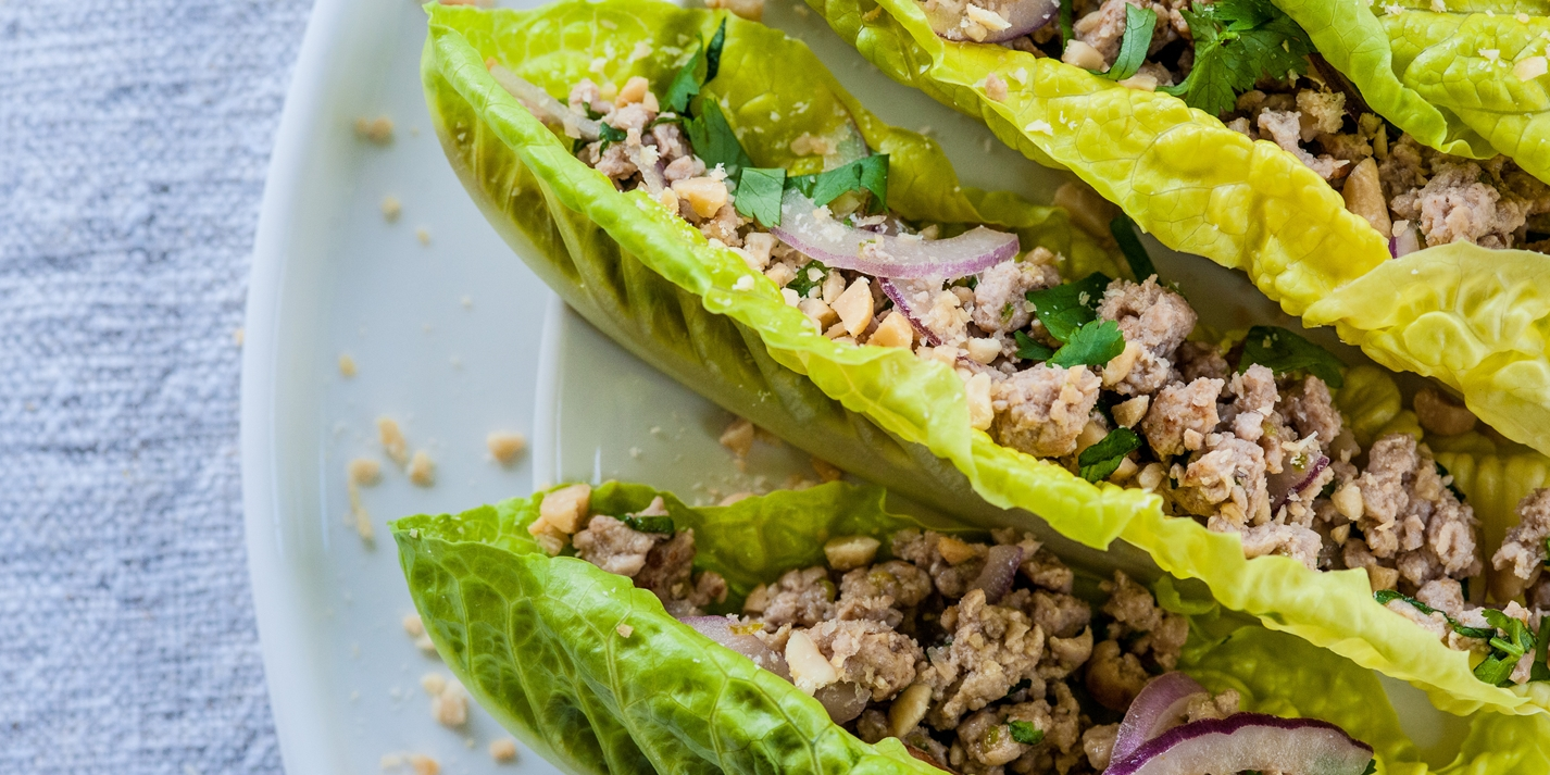 Thai Larb Salad Recipe