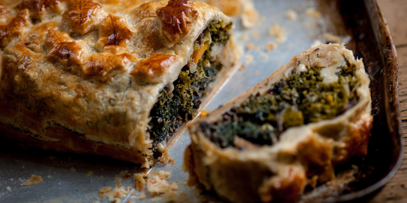 Pastry: A versatile vegetarian solution