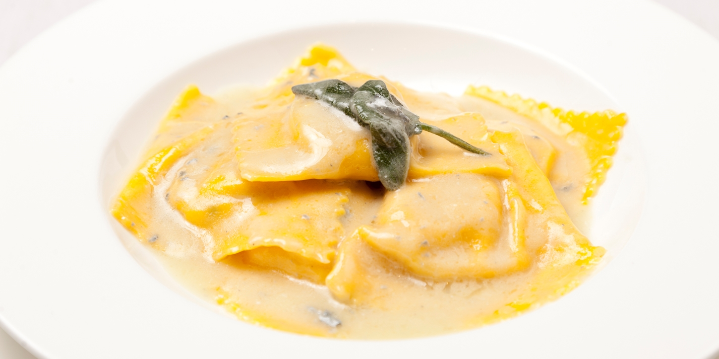 Butternut Squash And Marjoram Ravioli Recipe Great