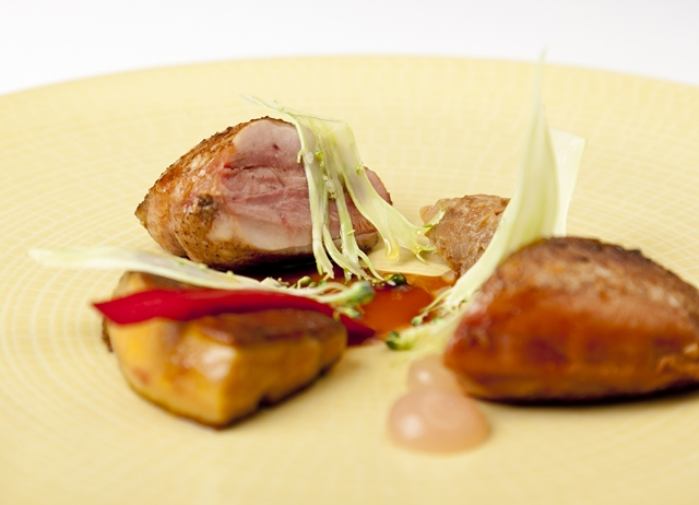 How to cook quail breast sous vide