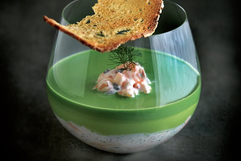 Potted Salmon Recipe Great British Chefs