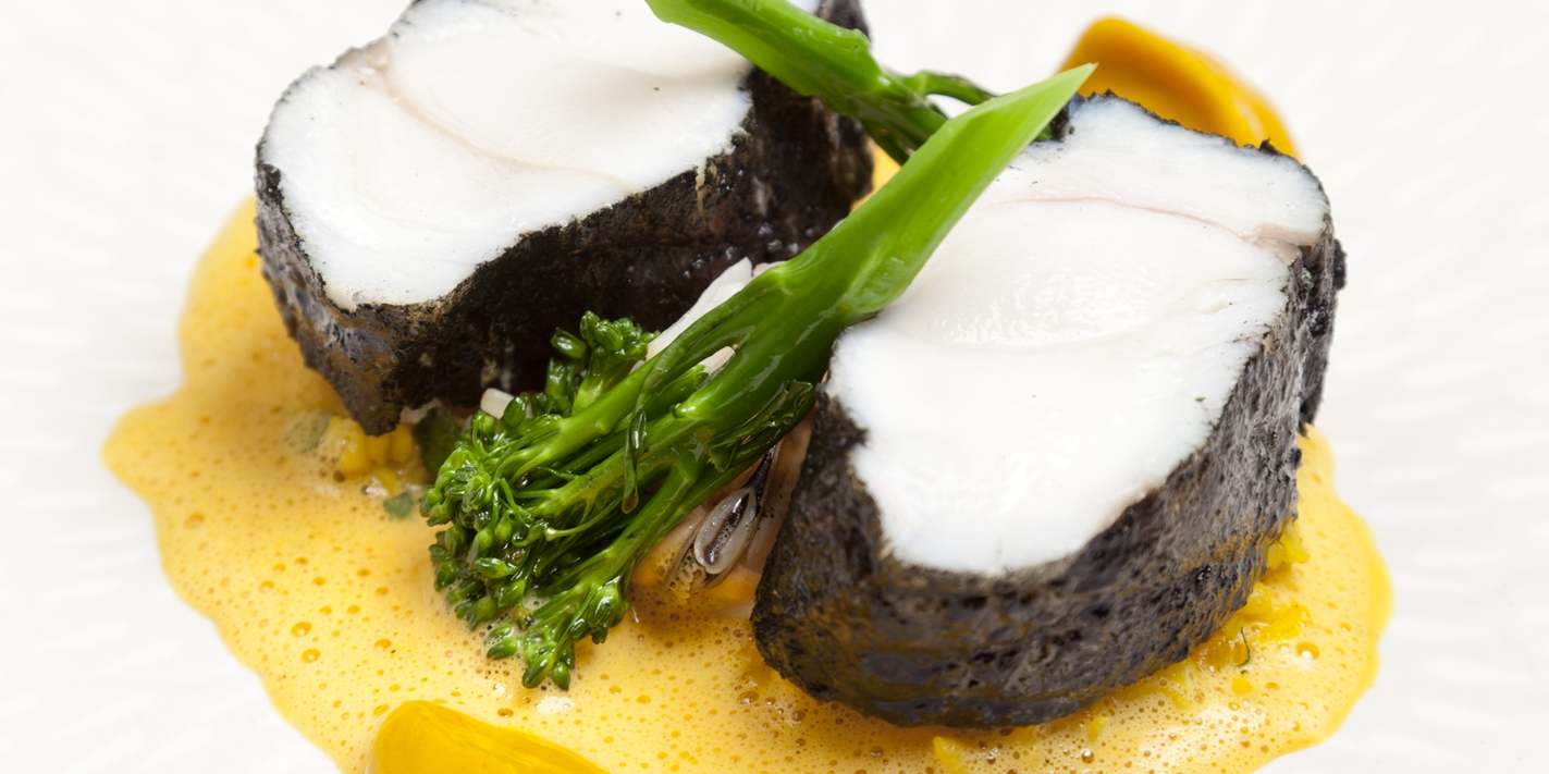 how to cook monkfish tail great british chefs