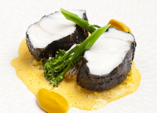 How to cook monkfish tails