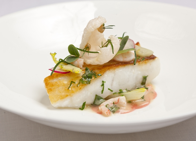 How to pan-fry turbot fillets