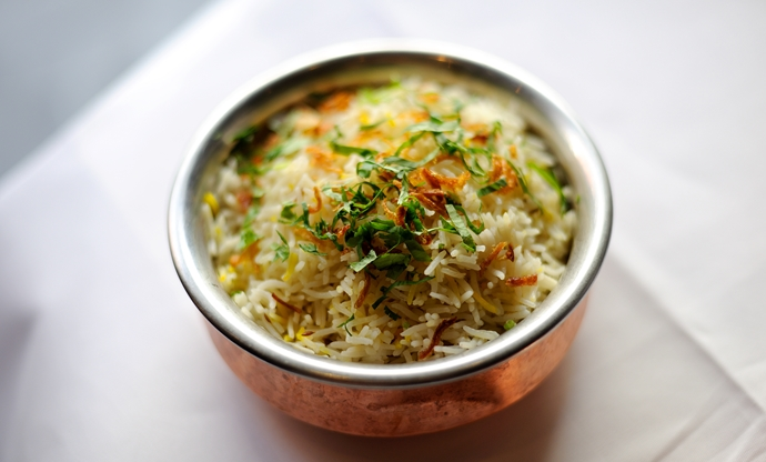 Basmati rice recipes