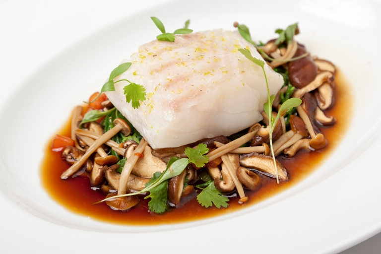 Poached Cod Recipe Great British Chefs