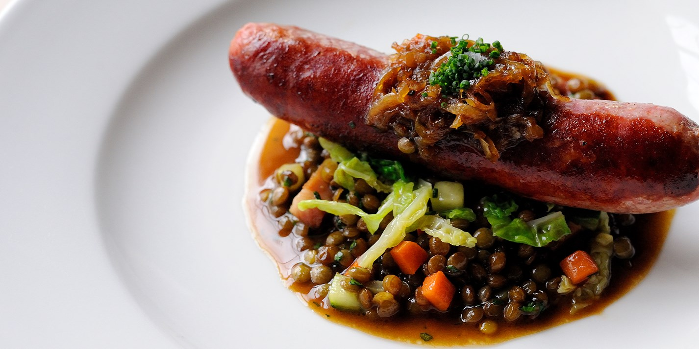 5 stunning sausage recipes from the UK's best chefs