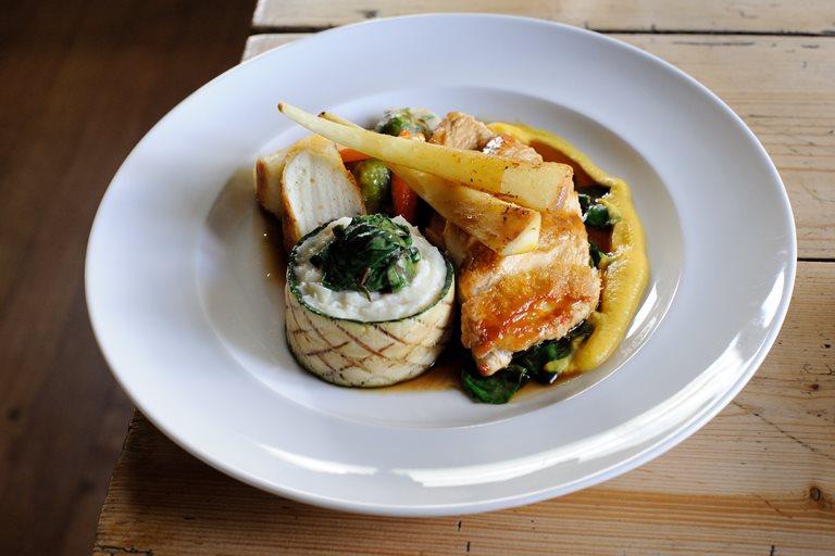 Chicken Supreme Recipe Great British Chefs