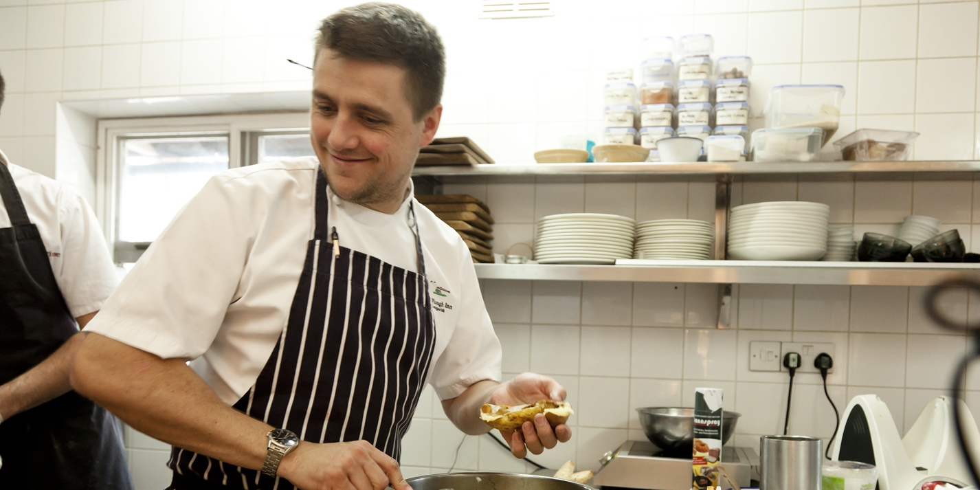 Great British Menu 2014, North West Heat Preview