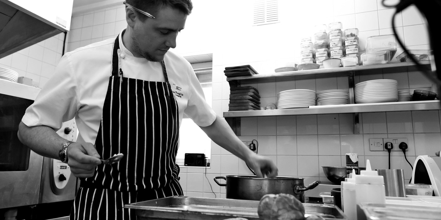 James Durrant Chef Great British Chefs