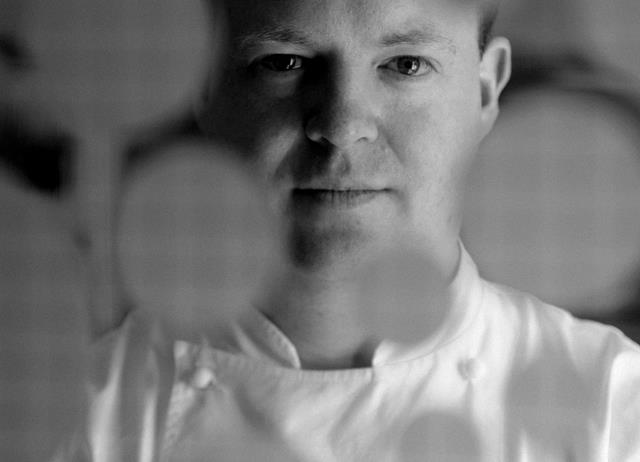 Chef Marc Wilkinson
