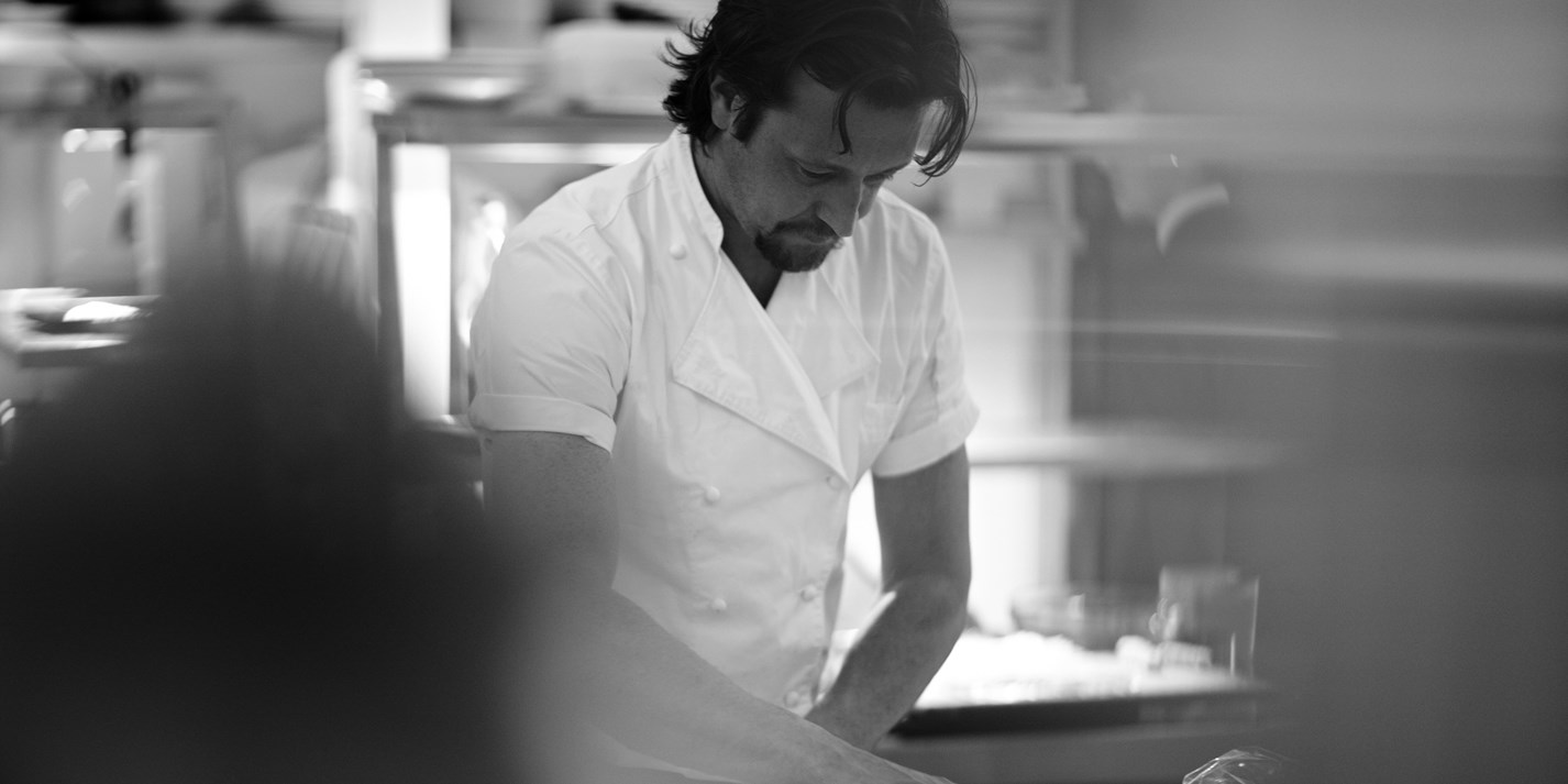 Michael Smith, chef at The Three Chimneys