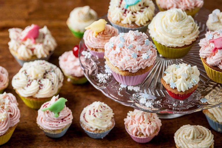 Fairy Cake Icing Recipe Uk: Great British Chefs