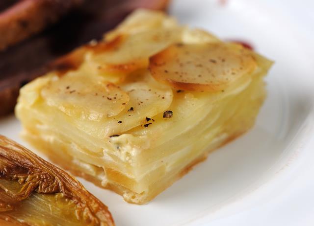 Potato Dauphinoise Recipe - Great British Chefs
