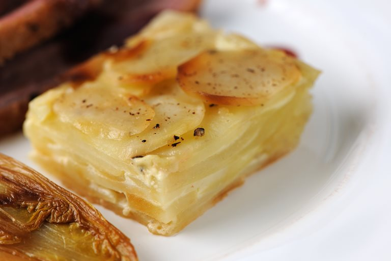 Potato Dauphinoise Recipe