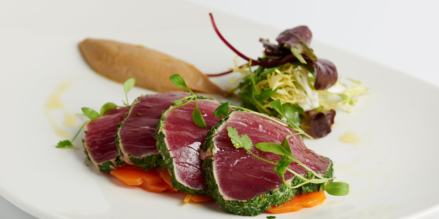 How to cook tuna great british chefs for How to cook tuna fish