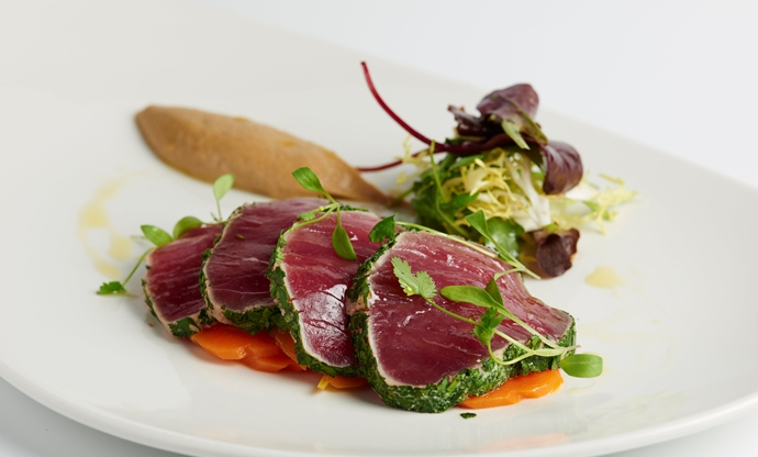 How to cook tuna