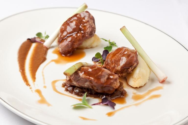 Braised Pork Cheeks Recipe - Great British Chefs