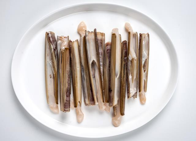 Razor clam recipes