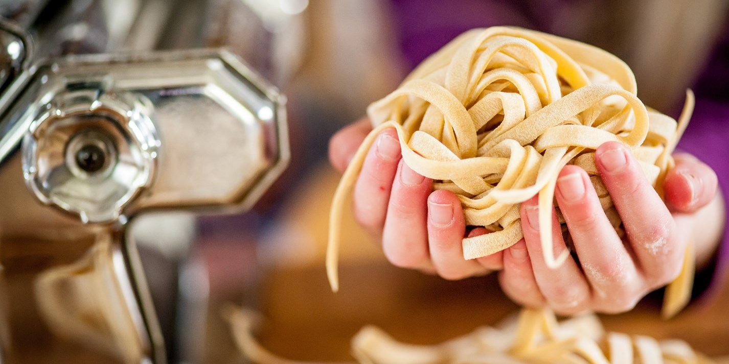How to make tagliatelle