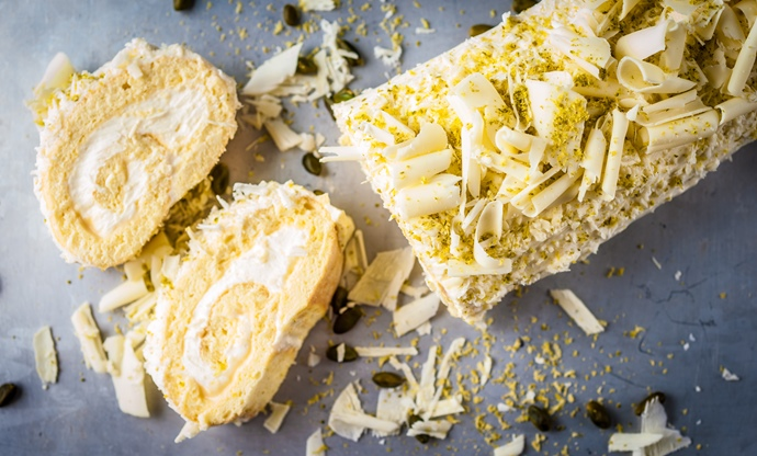 White chocolate recipes