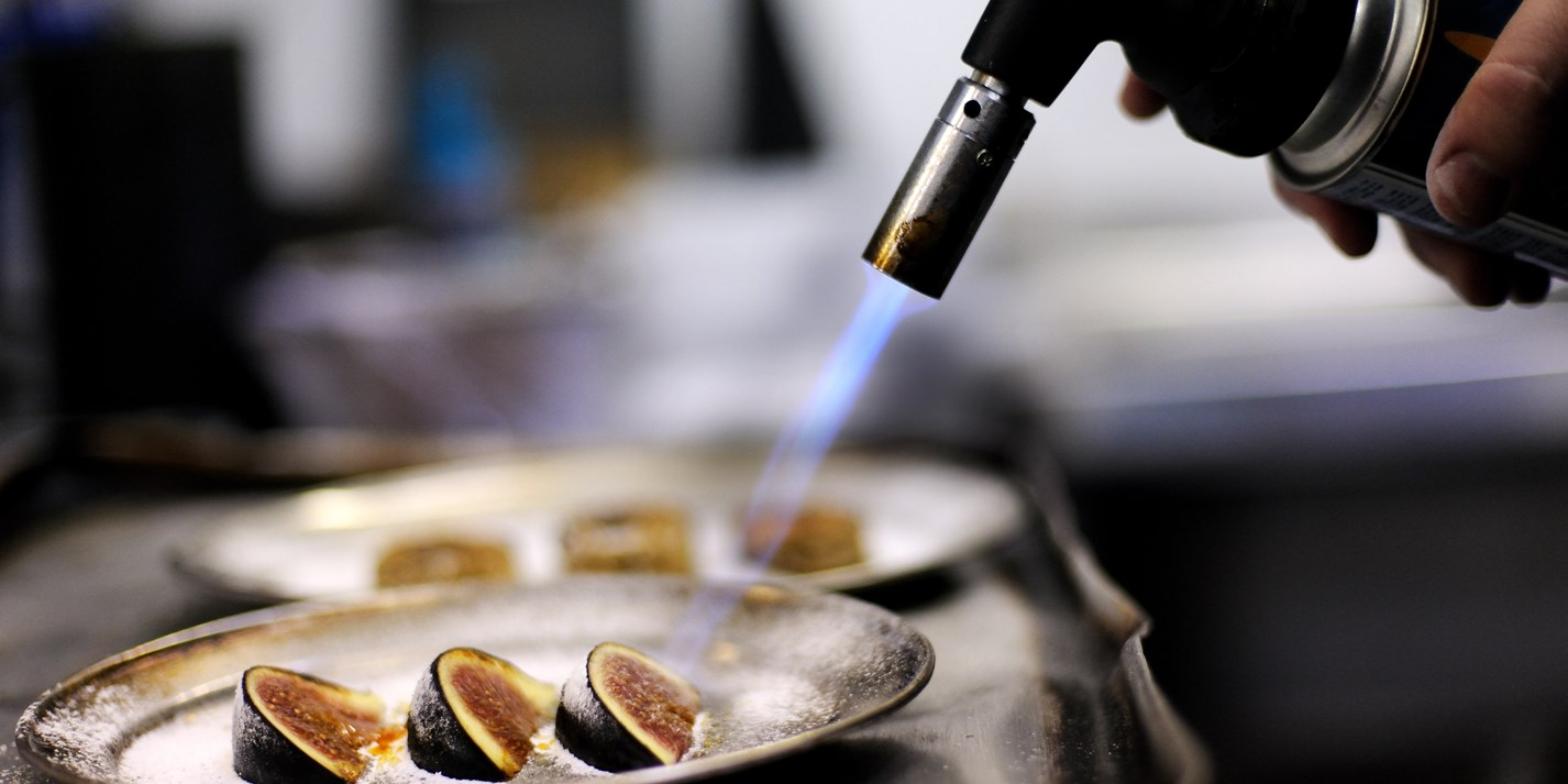 How To Use A Blowtorch Great British Chefs