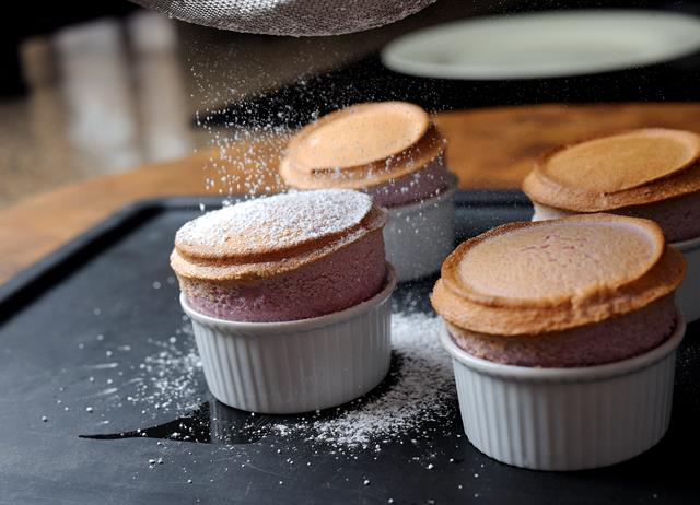 How to make a sweet soufflé