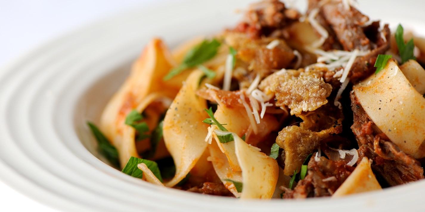Duck Ragu Recipe Great British Chefs