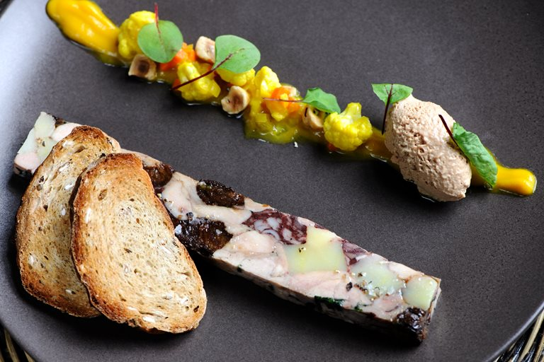 images How to Make Vegetable Terrine
