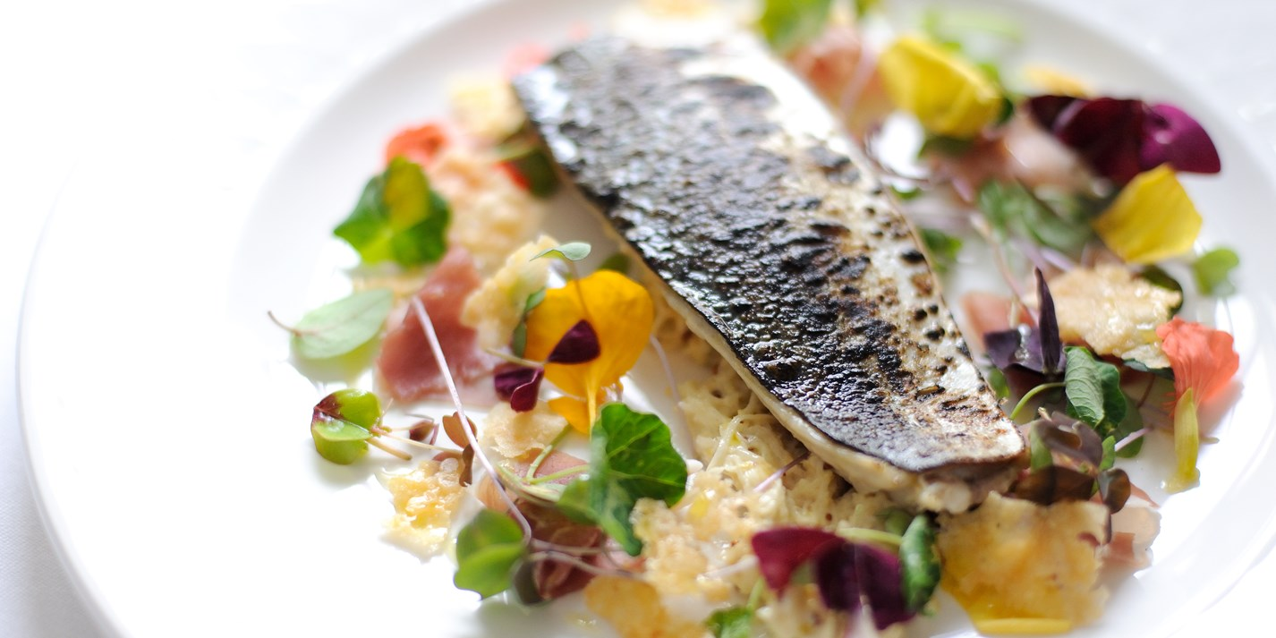 Bbq Mackerel Recipe Great British Chefs