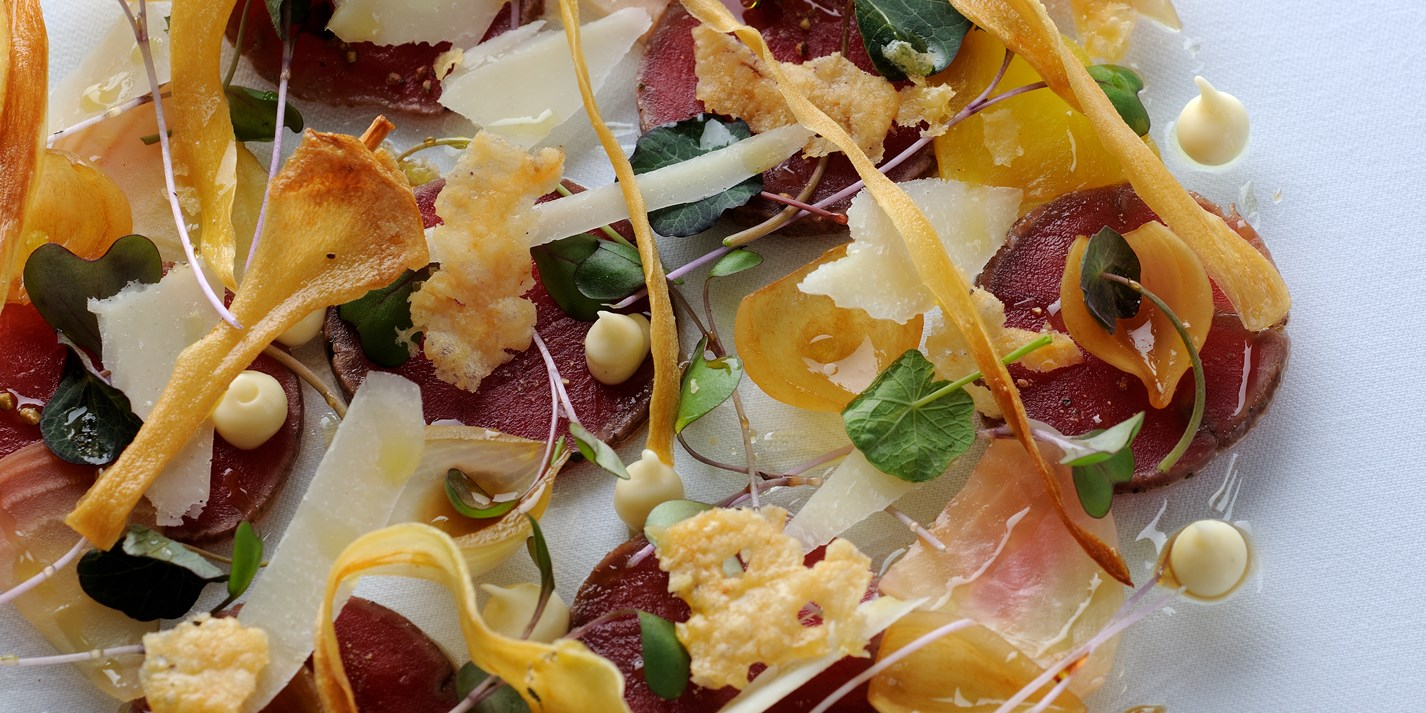 Carpaccio recipes