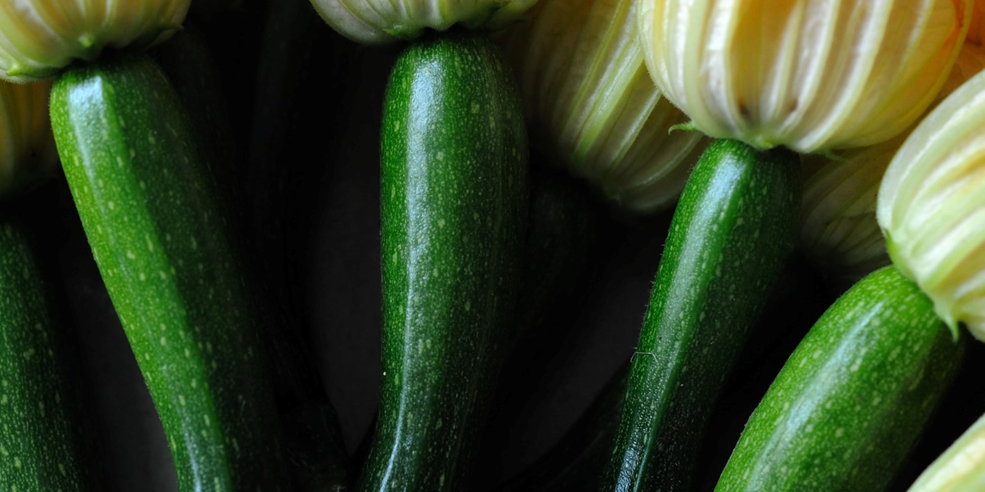 How to cook courgette
