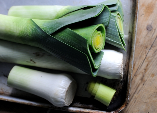 Super leek: new ways with Wales' favourite vegetable