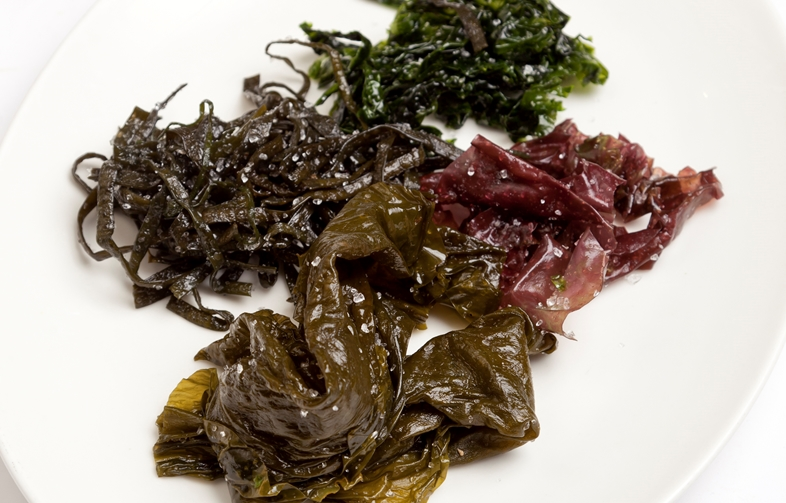 How to cook with seaweed