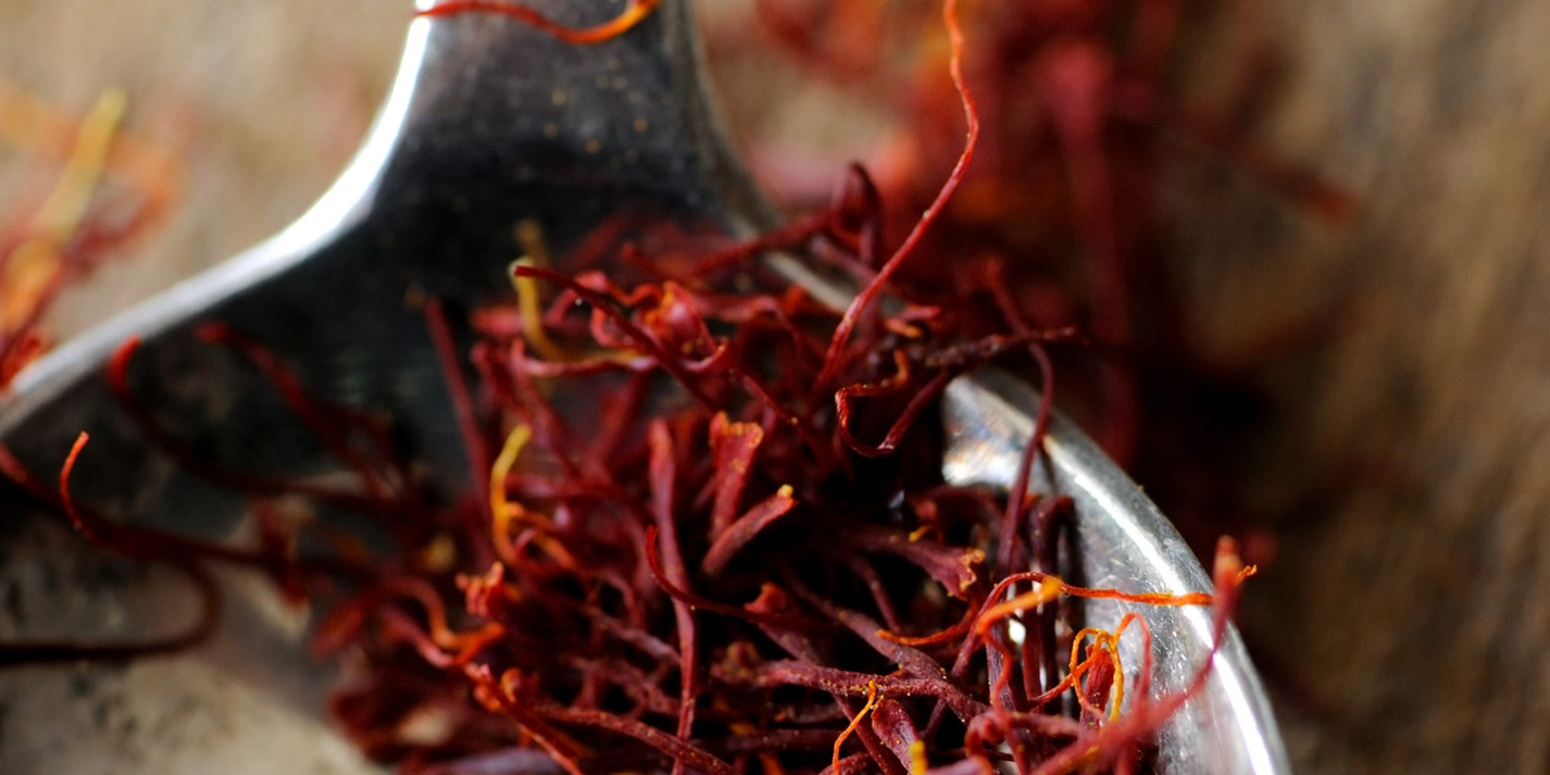 Saffron recipes