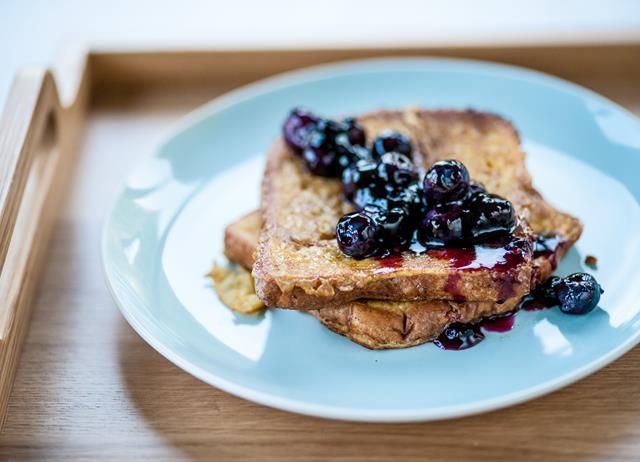 How to make French toast