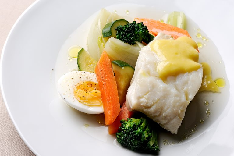 Cod Fillet Recipe With Aioli Great British Chefs