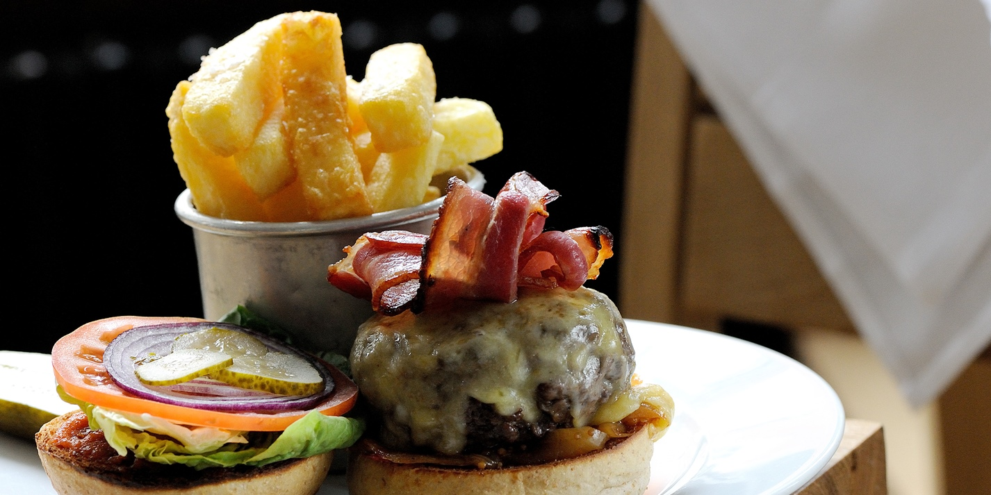 Is the gourmet burger more than a trend?