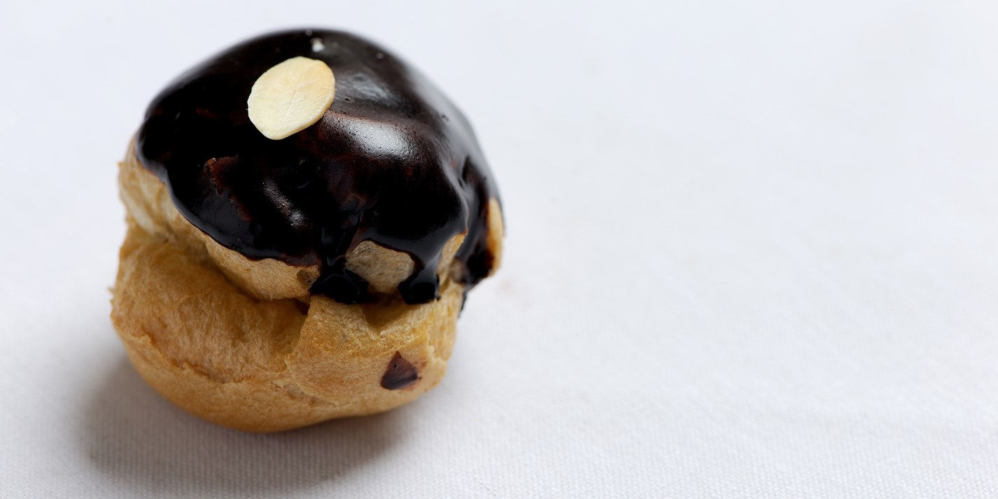 Easy profiteroles