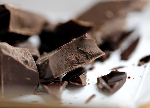 Fort on food: chocolate