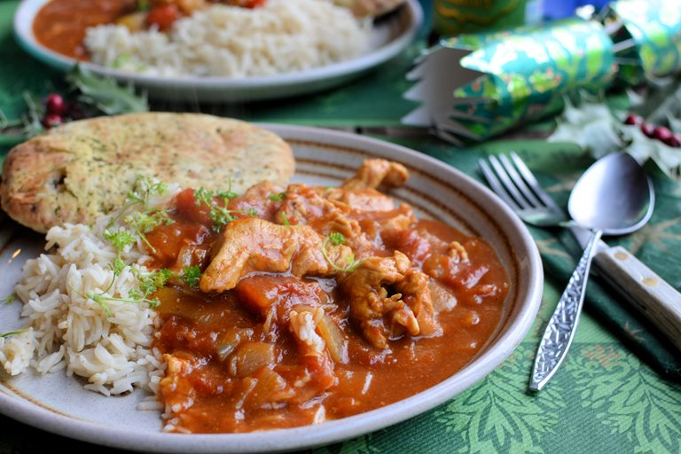 Low Calorie Turkey Curry Recipe Great British Chefs