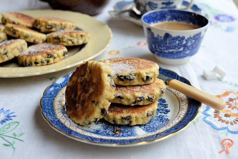Welsh Cakes Recipe Great British Chefs