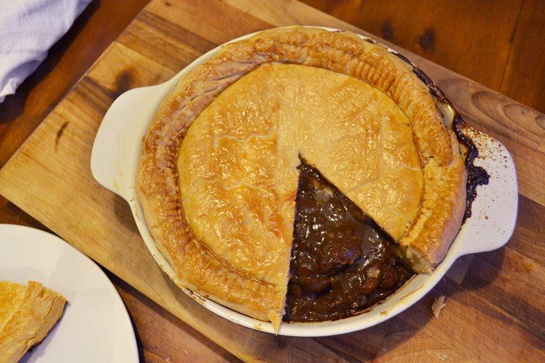 Meat Pie Restaurant London