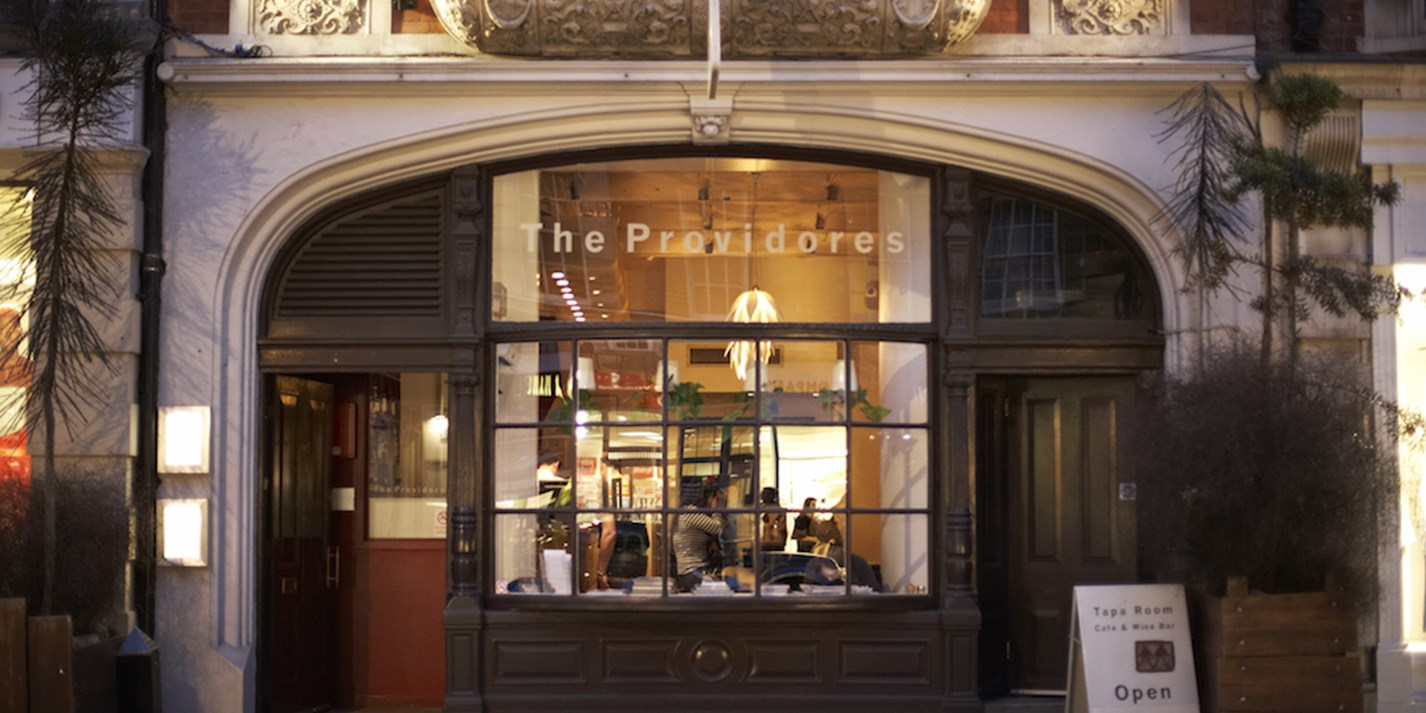 The Providores And Tapa Room Restaurant Great British Chefs