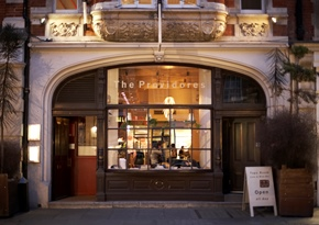 The Providores restaurant